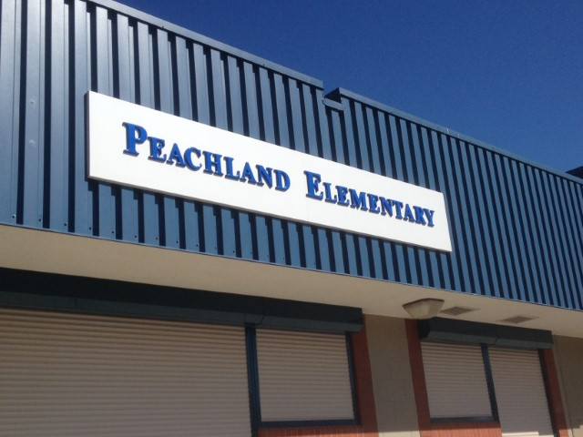 Welcome to Peachland Elementary